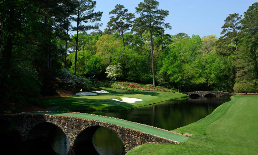 Augusta National - Golden Bell - Hole #12 - Masters Tournament