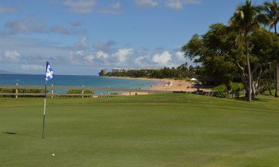 Royal Ka'anapali Golf Course - Behind the 5th Hole