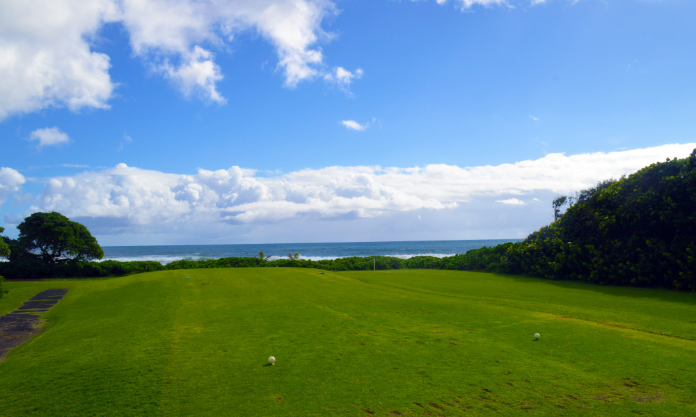 Wailua Municipal Golf Course - Behind Hole #3