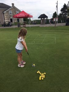 Kids Golf - Tic-Tac-Toe Game